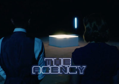 *The Agency